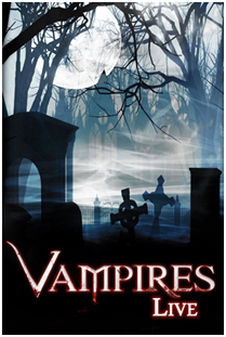 Vampires Live Splash Screen
