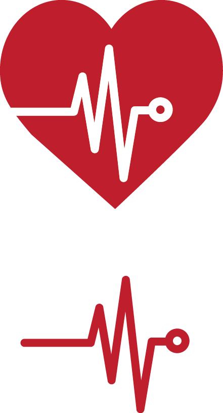 Heart/Pulse icon
